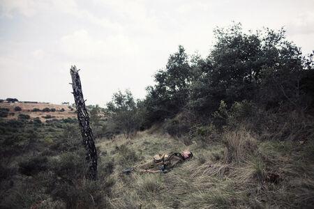 Mikel Bastida, ' Serracanya (Spain) – Battle of Kursk, 1943.'