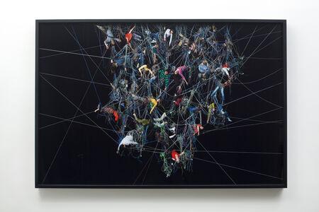 Daniel Canogar, 'Enredos 1', 2008