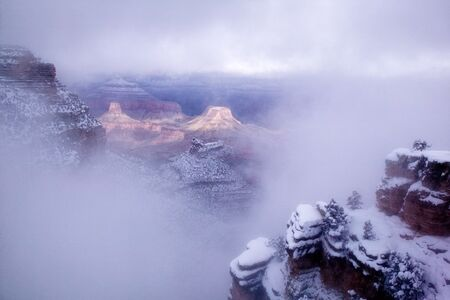 Michael Nichols, 'Bright Angel Point, Grand Canyon National Park', 2006