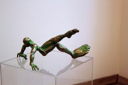 Jörg W. Schirmer, 'Der Akrobat', 2015