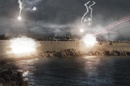 Vincent Debanne, 'Battleship 5', 2013