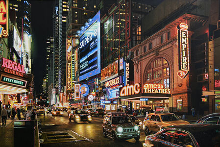 Don Jacot, '42nd Street', 2019