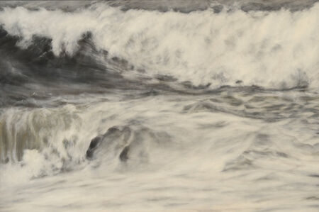 Clifford Smith, 'Gray Surf IV', 2013