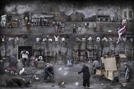 Marcin Owczarek, 'THE WALL II', 2014