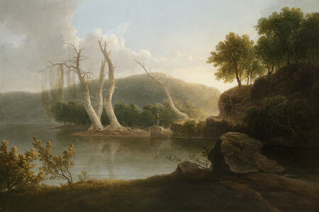 Thomas Doughty, 'Southern Swamp', 1832