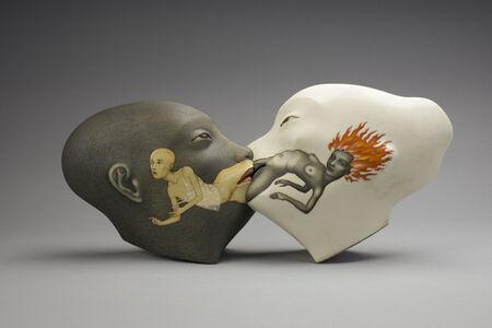 Sergei Isupov, 'To Kiss', 2006