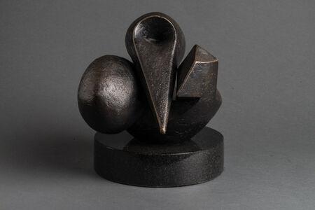 Edoardo Villa, 'Small Round Composition', 1985