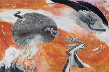 Mary Frank, 'Translation of Bird Calls ', 2018-2019