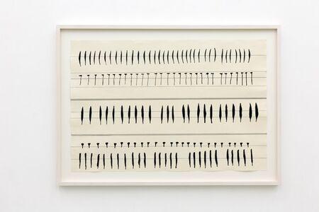 Carola Dertnig, 'Singing Nails X', 2019