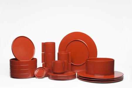 Massimo Vignelli, 'Casigliani Kyoto Dinnerware Set', 1979