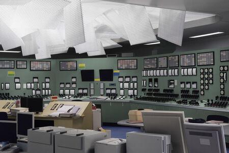 Thomas Demand, 'Kontrollraum / Control Room', 2011