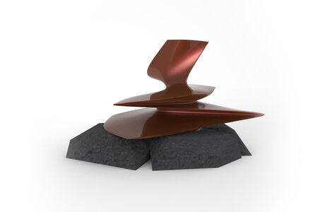 Philip Michael Wolfson, 'Liquid Sculpture', 2014
