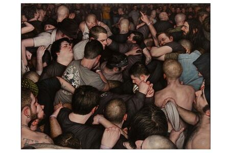 Dan Witz, 'Free For All', 2014