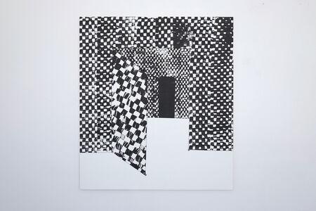 Joseph Ferriso, 'Checkered Doorway', 2017