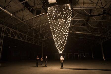 Rafael Lozano-Hemmer, 'Pulse Spiral', 2008-2012