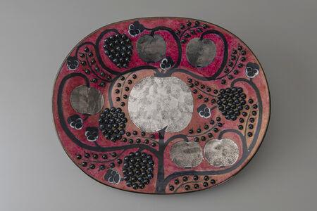 Birger Kaipiainen, 'Large Platter', ca. 1960