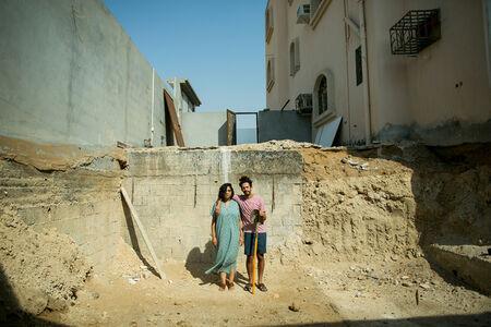 Tasneem Alsultan, 'Raneen and Hisham in Jeddah ', 2015