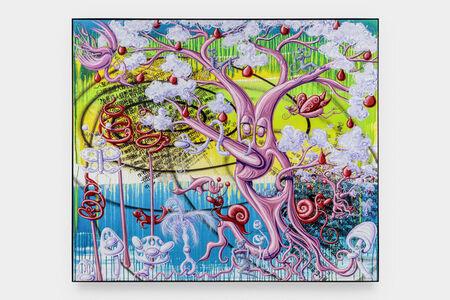 Kenny Scharf, 'Tree Life', 2020