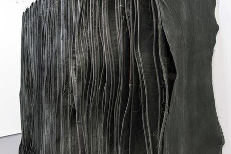 Simon Callery, 'Wallspine (Leaf) (Detail)', 2015