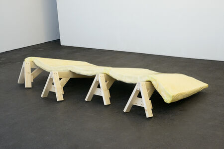 Gary Kuehn, 'Wedge Piece', 1969