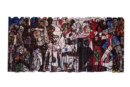 Gerald Chukwuma, 'OMAMBALA, THE ENCOUNTER', 2018