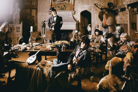Michael Joseph, 'The Rolling Stones, 1968 - Stones into the Camera, Beggars Banquet', 1968