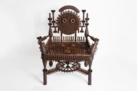 Gonçalo Mabunda, 'Throne of the Thinkers', 2020