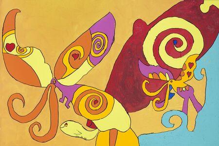 Leland Lee, 'Butterflies ', 2010