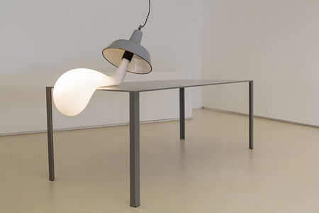 Pieke Bergmans, 'LIGHT BULB ( TABLE NOT INCLUDED)', 2015