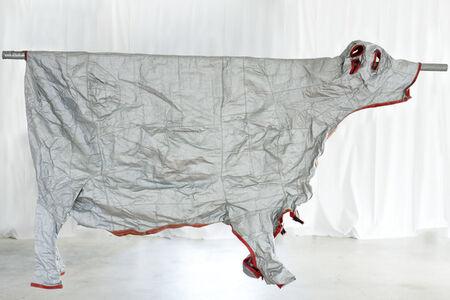Ulf Rollof, 'Skyddsdräkt för ko', 1989