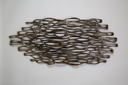 Caprice Pierucci, 'Charcoal Delicate Loops, 2018', 2018