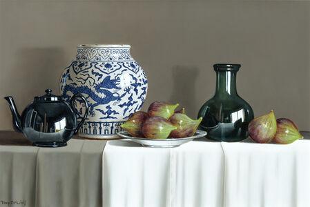Tony de Wolf, 'A Feast of Figs'