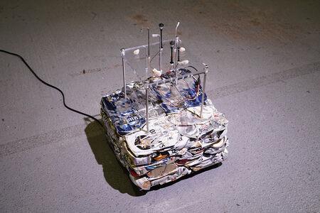 Yuko Mohri, 'Urban Mining Sea', 2014-2020