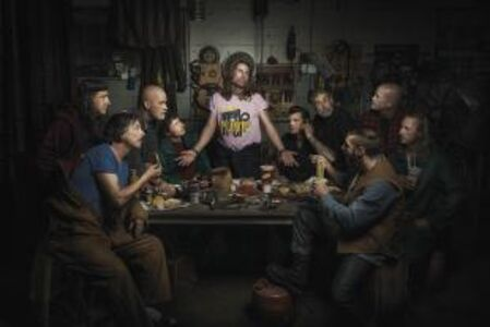 Freddy Fabris, 'The Last Supper - Renaissance Series', 2015