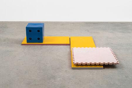 Nevine Mahmoud, 'play parts', 2018