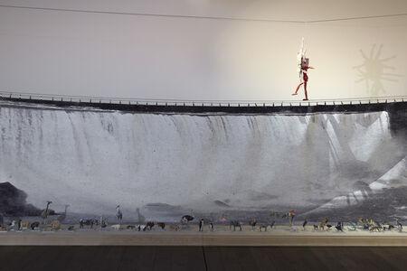 Patrick Van Caeckenbergh, 'Het anatomisch theater (De waterval)', 2015 -2020