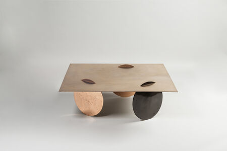 Patrick Naggar, 'Coffee Table', 2016