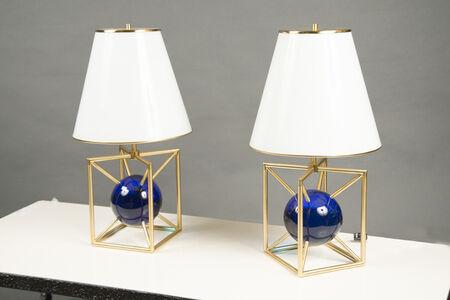 Roberto Giulio Rida, 'Pair of Table Lamps', 2016