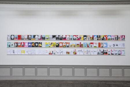Frode Felipe Schjelderup, 'Clock Book', 2016
