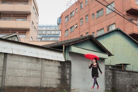 Natsumi Hayashi, 'Today's Levitation 04/24/2011', 2011