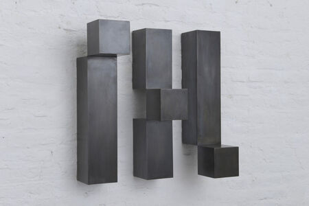 Stephan Siebers, 'CUBE FROM LEFT TO RIGHT AND UP AND DOWN', 2006