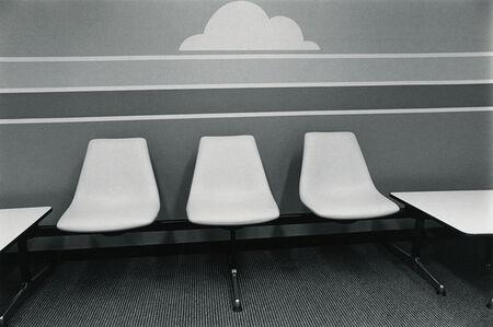 Susan Ressler, 'Cloud Break, from American Business Interiors', 1978