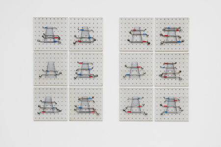 Sofia Hultén, 'Pattern Recognition III', 2017
