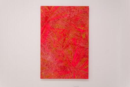 Mette Tommerup, 'Garden of Ur (Fluorescent Pink & Gold)', 2019