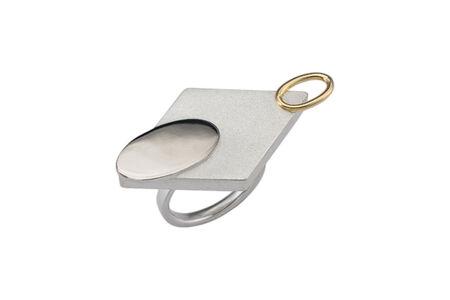 Janis Kerman, 'Ring 532', 2017