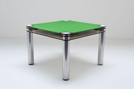 Joe Colombo, 'Game table by Joe Cesare Colombo for Zanotta 1968', 1968