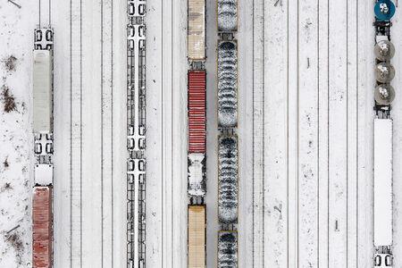 Kacper Kowalski, 'Side Effects: Depth of Winter #08', 2013