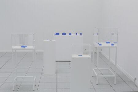 Lieven De Boeck, 'Série Bleue', 2014