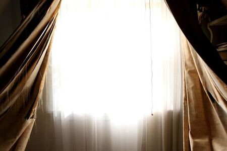 Jody Fausett, 'Interior Curtains, from Unfinished Business', 2011