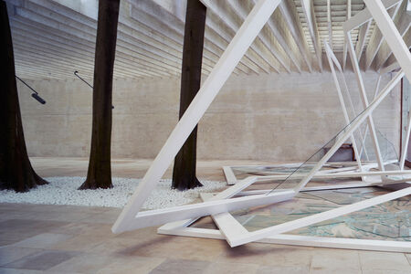Camille Norment, 'Rapture (Installation view)', 2015